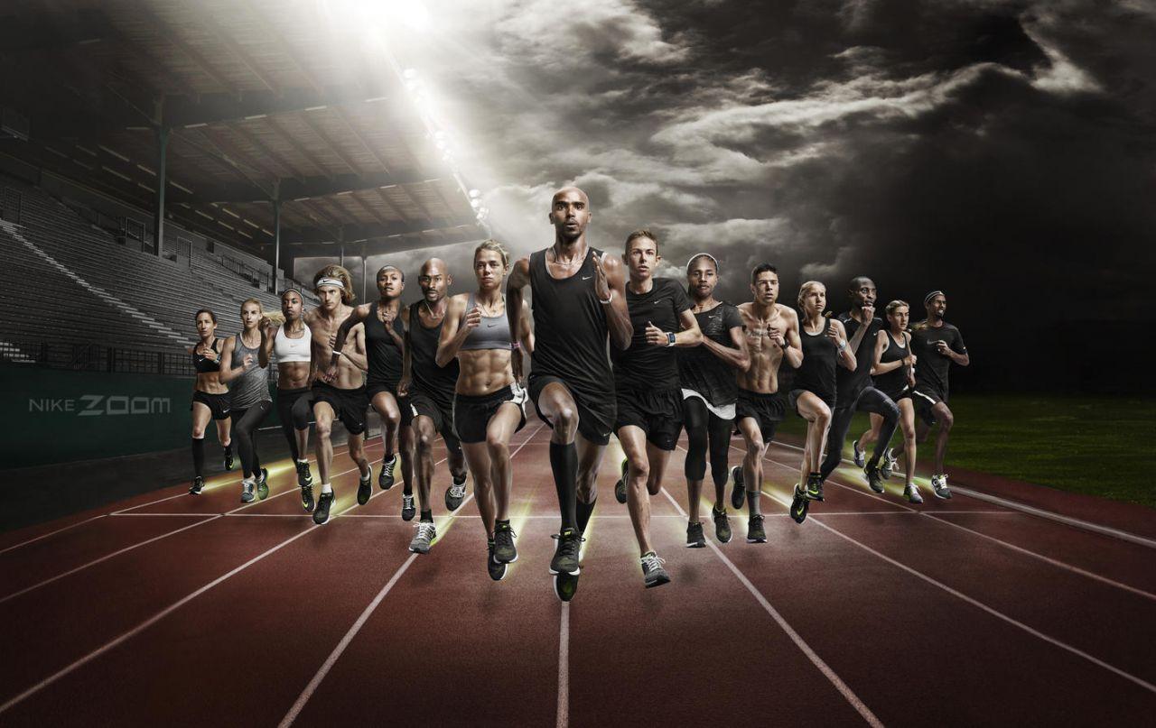 Saucony Running Clinic